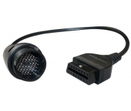 Переходник Mercedes Benz 38 pin- 16 pin OBD2