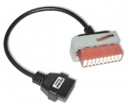 Переходник Peugeot, Citroen 30 pin - OBD II 16 pin